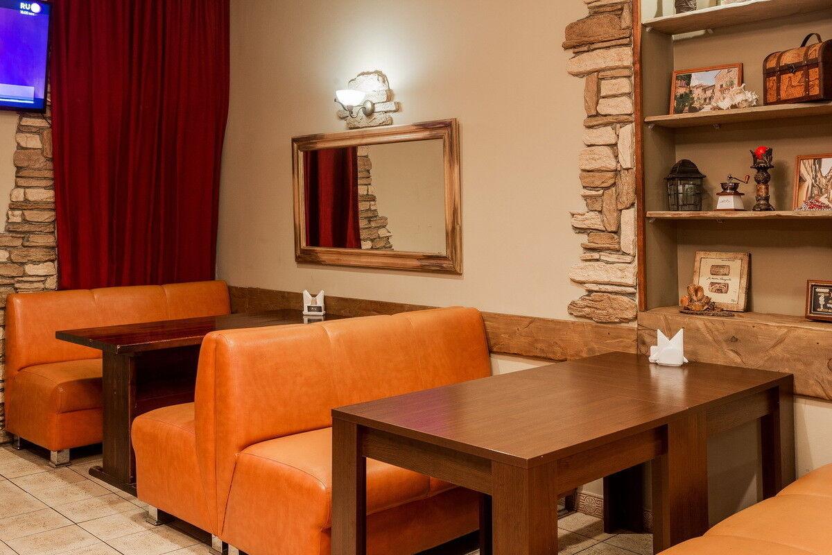 Ресторан и кафе на Новый год Бизон Большой зал - фото 1