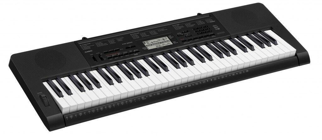 Музыкальный инструмент Casio Цифровой синтезатор CTK-3200 K7 - фото 1