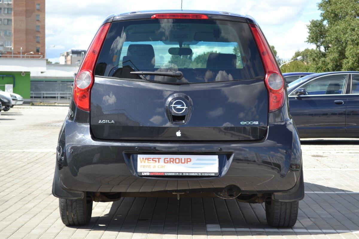 Прокат авто Opel Agila 2010 - фото 5
