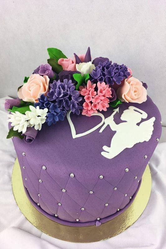 Торт Заказторта.бай Тематический торт №8 - фото 1