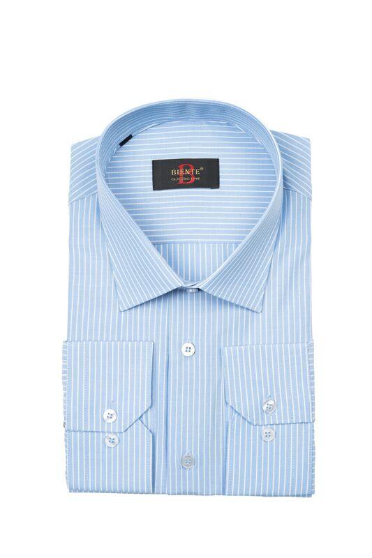 Кофта, рубашка, футболка мужская BIENTE Сорочка верхняя мужская BC33 - фото 1
