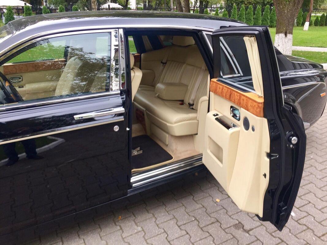 Прокат авто Rolls-Royce Phantom  аренда - фото 3