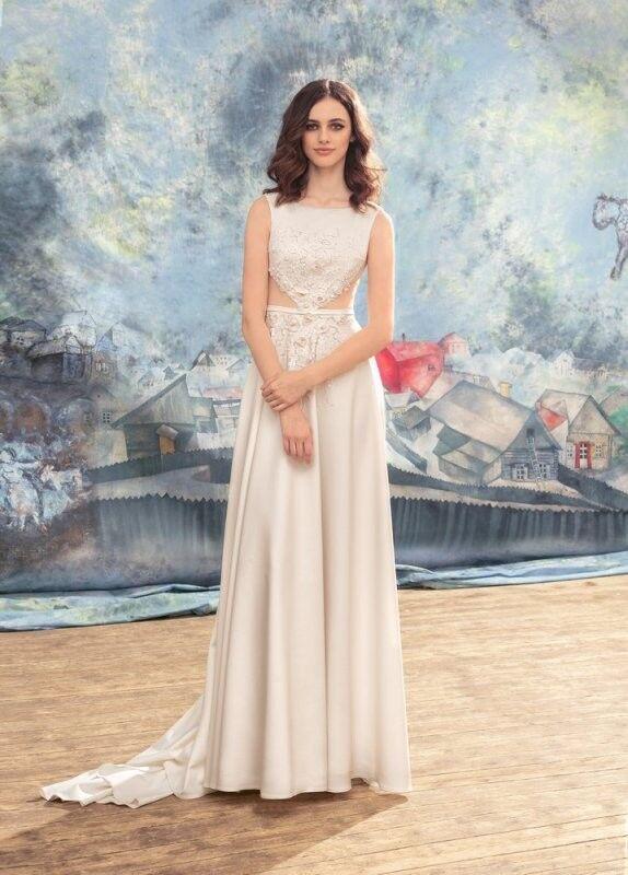 Свадебный салон Papilio Свадебное платье «Лори» 1719L - фото 1