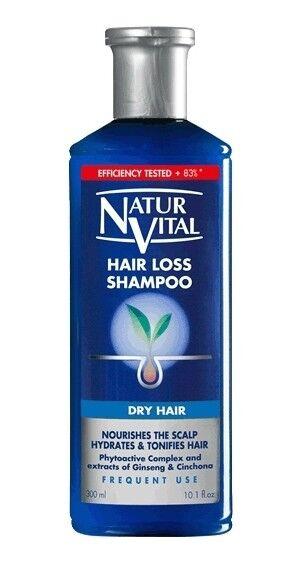 Уход за волосами Natur Vital Шампунь против выпадения для сухих и поврежденных волос Hair Loss Shampoo Dry Hair - фото 1