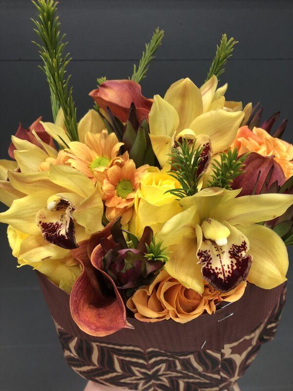 Магазин цветов Florita (Флорита) Букет из 2 сортов роз - фото 1