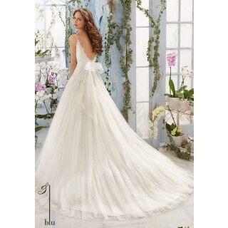 Свадебное платье напрокат Mori Lee Платье свадебное 5411 - фото 2
