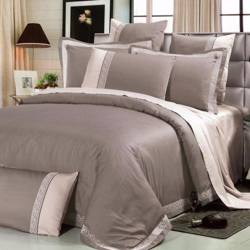 Подарок Asabella Комплект постельного белья, 1.5 спальный, 611-4S - фото 1