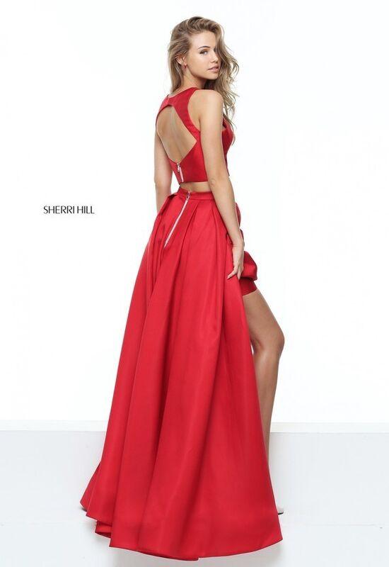 Вечернее платье Sherri Hill Вечернее платье 50751 - фото 4