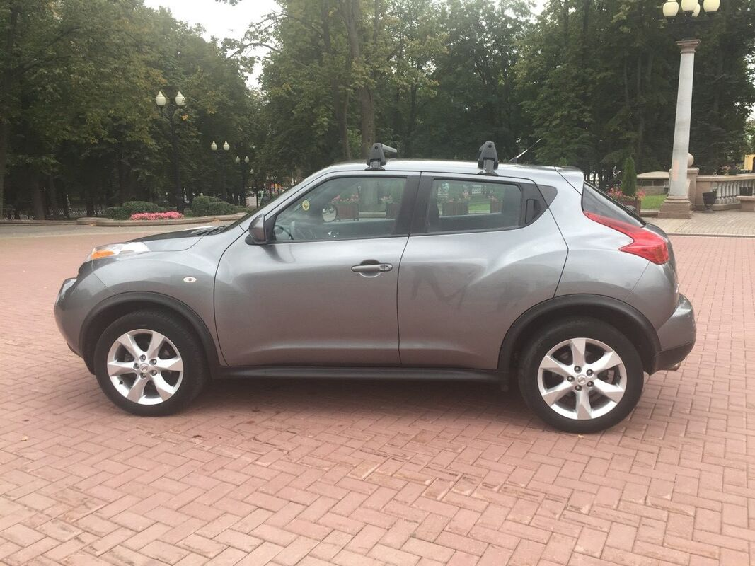 Прокат авто Nissan Juke Dark Gray - фото 3