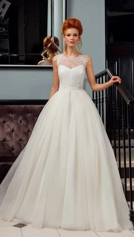 Свадебное платье напрокат Edelweis Платье свадебное «Narcisse» - фото 1
