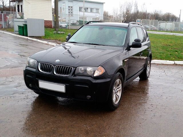 Прокат авто BMW X3 - фото 1