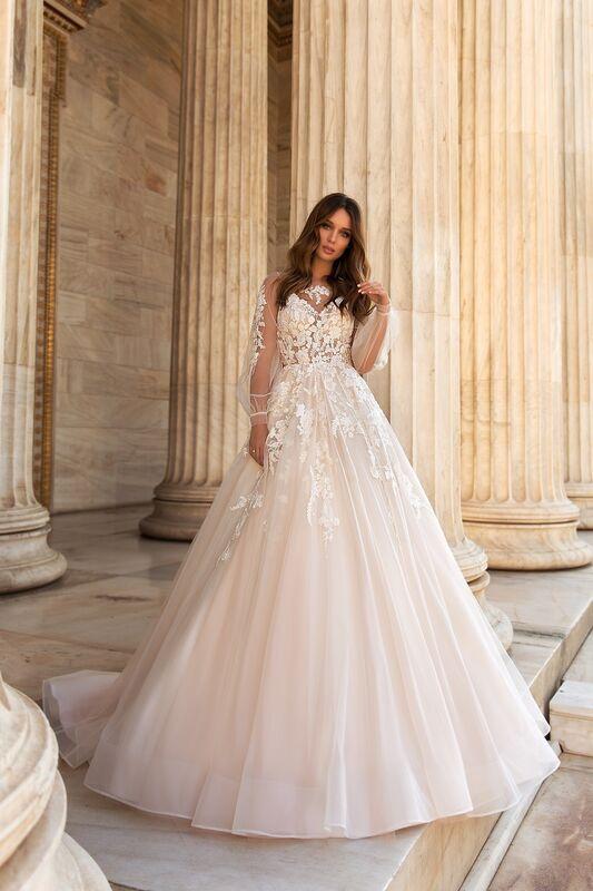 """Свадебный салон ALIZA свадебное платье """"Avroley"""" - фото 1"""
