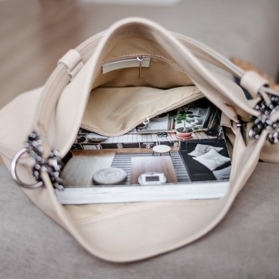 Магазин сумок Vezze Кожаная женская сумка  C00472 - фото 3