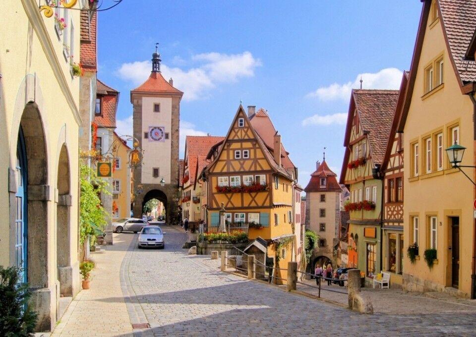 Туристическое агентство ТрейдВояж Автобусный экскурсионный тур в Германию DEU B11 - фото 2