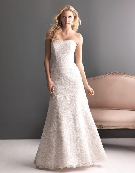 Свадебное платье напрокат Allure Bridals Платье свадебное 2600 - фото 1