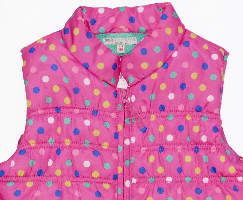 Верхняя одежда детская Marks&Spencer Жилет детский Д4835 - фото 2