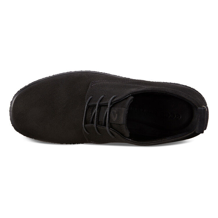 Обувь мужская ECCO Полуботинки CREPETRAY 200354/02001 - фото 6