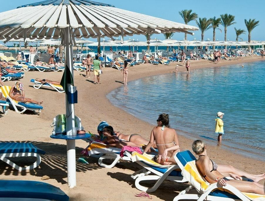 Туристическое агентство Санни Дэйс Пляжный авиатур в Египет, Хургада, Grand Plaza Resort 4* - фото 12