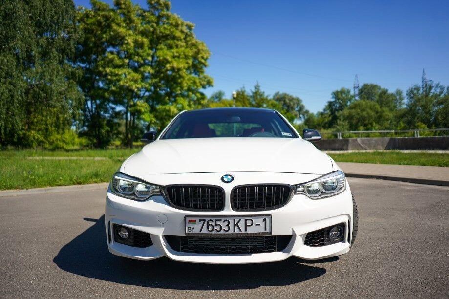 Прокат авто BMW 428i - фото 3