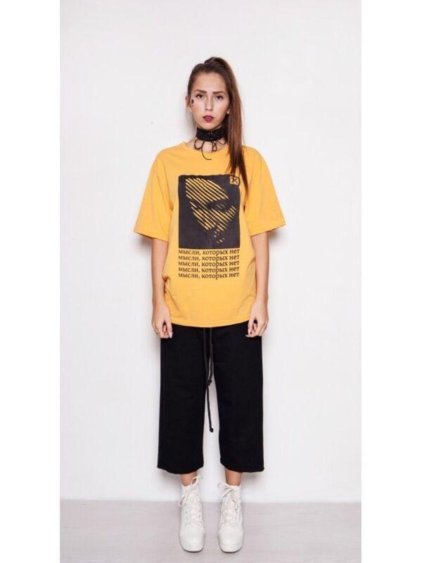 Кофта, блузка, футболка женская SoWhat Футболка женская «Мысли» SKU0139000 - фото 1