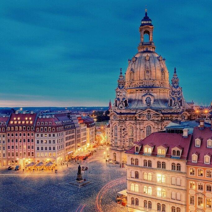 Туристическое агентство Отдых и Туризм Автобусный экскурсионный тур «Дрезден - Прага на Рождество» - фото 1