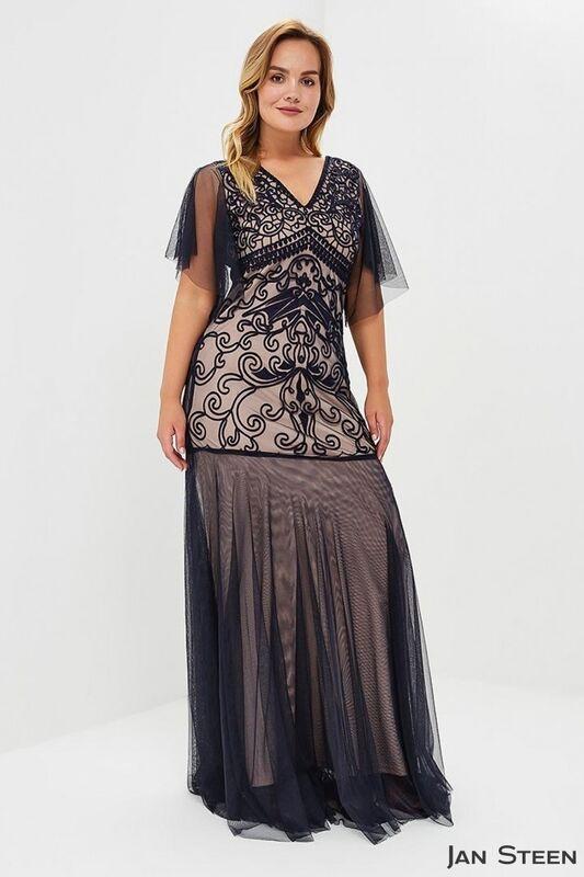 Вечернее платье Jan Steen Вечернее платье ca5697-187 - фото 1