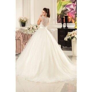 Свадебное платье напрокат Nora Naviano Платье свадебное Alisha - фото 2