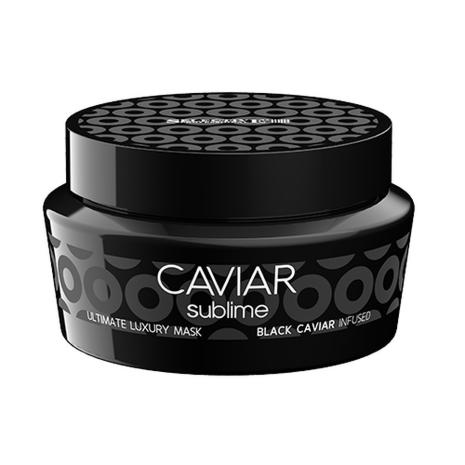 Уход за волосами Selective Маска для глубокого питания и смягчения ослабленных волос Caviar Sublime Luxury Mask - фото 1