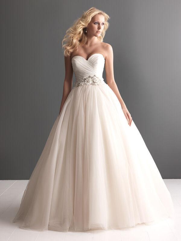 Свадебное платье напрокат Allure Bridals Платье свадебное 2607 - фото 1