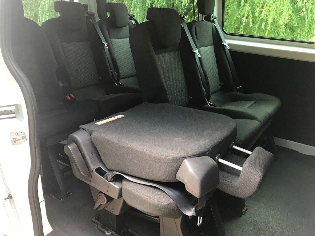Прокат авто Ford Transit Tourneo 2015 г. - фото 5