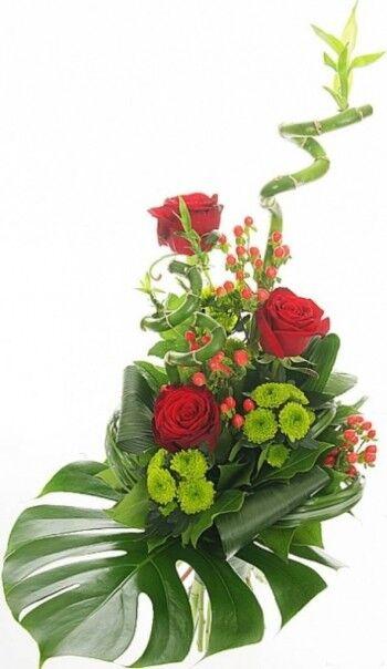 Магазин цветов Ветка сакуры Мужской букет №11 - фото 1
