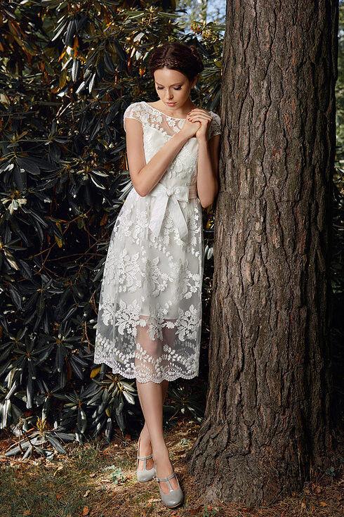 Свадебное платье напрокат Edelweis Платье свадебное «Fiona» - фото 2