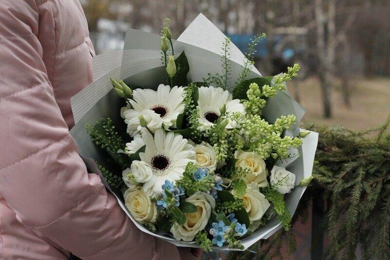 Магазин цветов Cvetok.by Букет «Нежность сирени» - фото 2