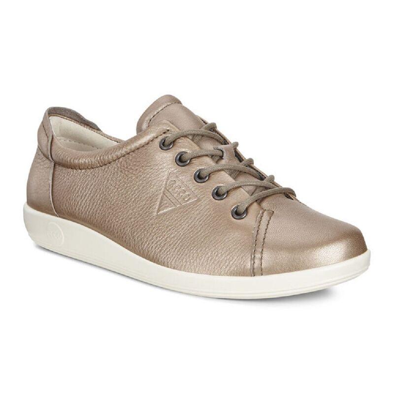 Обувь женская ECCO Кеды SOFT 2.0 206503/01375 - фото 1