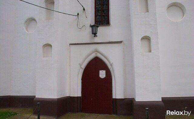Достопримечательность Костел Святой Троицы Фото - фото 5