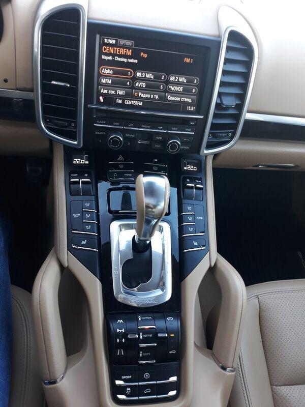 Прокат авто Porsche Cayenne 2010 г.в. - фото 9