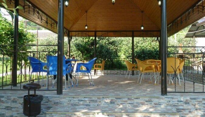 Туристическое агентство EcoTravel Пляжный отдых в Абхазии, Сухум, отель «Кристалл» - фото 6