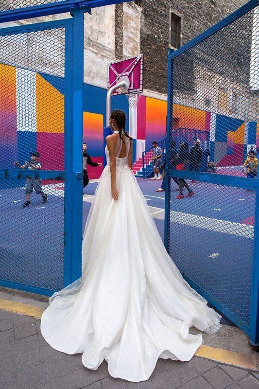 Свадебный салон Crystal Свадебное платье Dream - фото 4