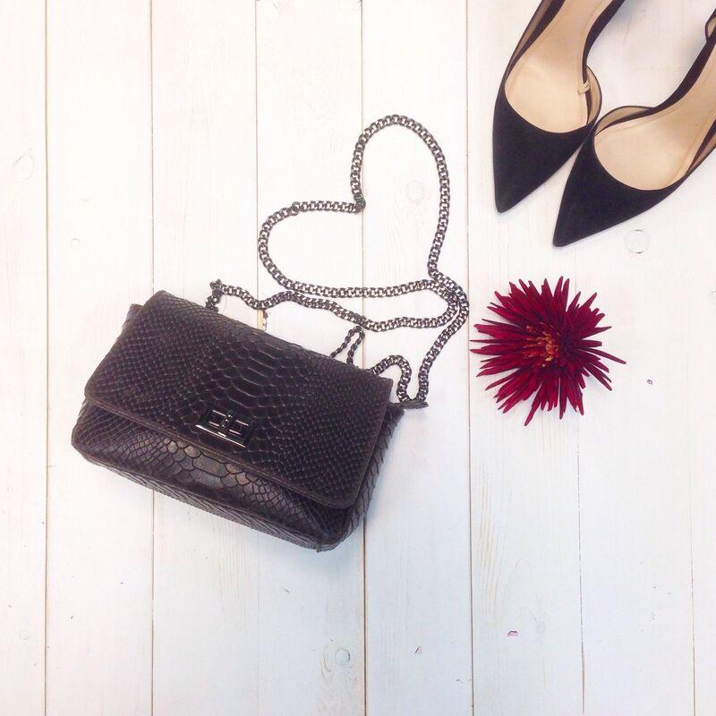 Магазин сумок Vezze Сумка женская 0160 - фото 1