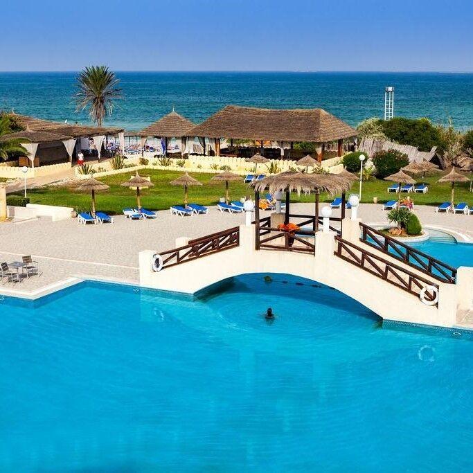 Туристическое агентство Респектор трэвел Пляжный тур в Тунис, Hotel Club El Borj 3 - фото 1