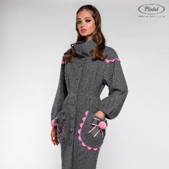 Верхняя одежда женская Pintel™ Пальто Mazaä - фото 1