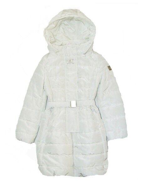 Верхняя одежда детская Monnalisa Пальто для девочки  194117 4017 0001 - фото 1