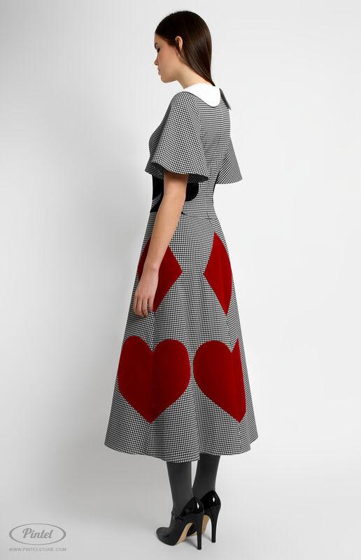 Платье женское Pintel™ Приталенное платье из эластичного хлопка Shiorin - фото 3