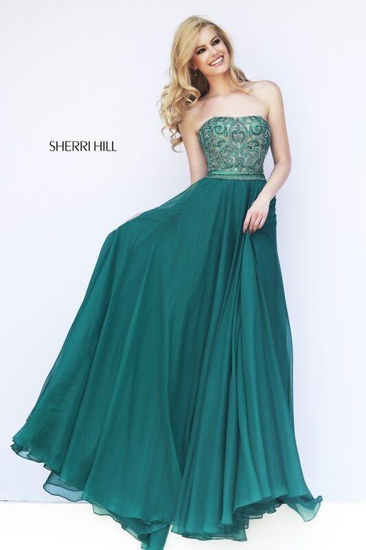 Вечернее платье Sherri Hill Вечернее платье 11179 - фото 2