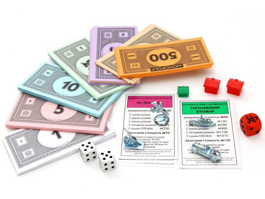 Магазин настольных игр Hasbro Настольная игра «Монополия» - фото 5