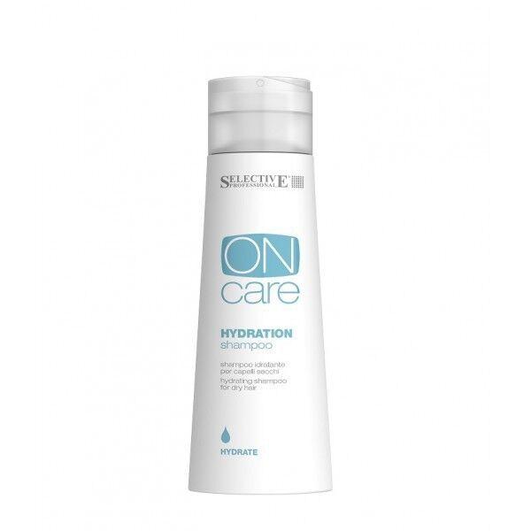 Уход за волосами Selective Шампунь увлажняющий для волос On Care Hydrate, 1000 мл - фото 1