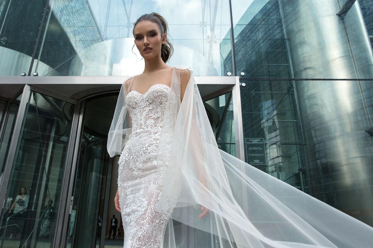 Свадебный салон Crystal Свадебное платье Betty - фото 3