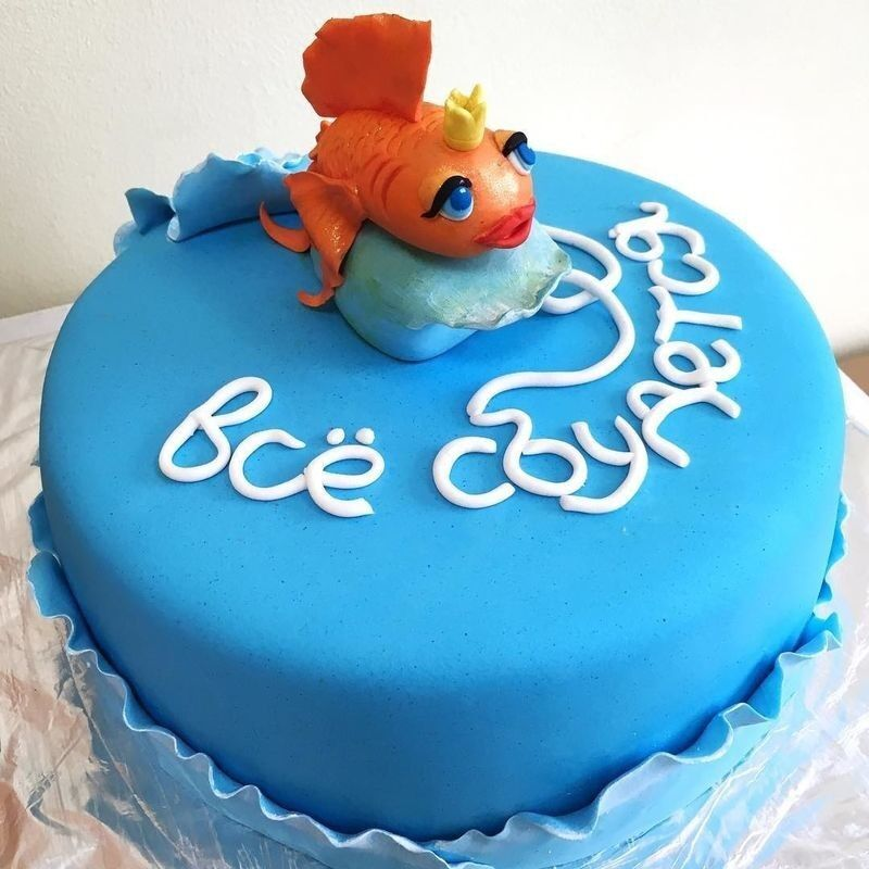 Торт Заказторта.бай Тематический торт №10 - фото 1