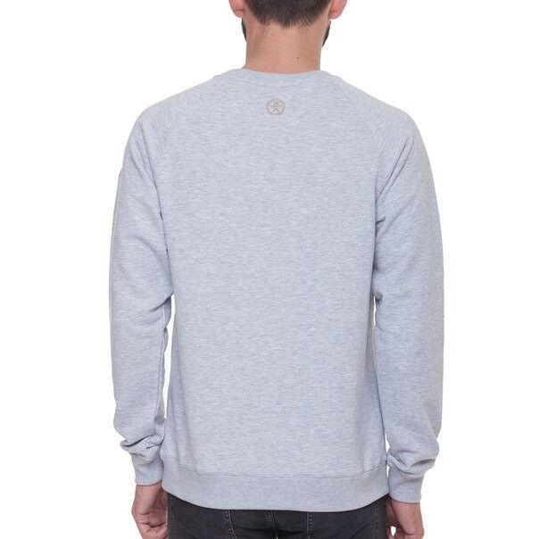 Кофта, рубашка, футболка мужская Запорожец Свитшот «Дичь» - фото 3