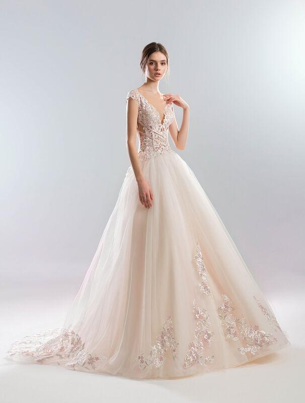 Свадебный салон Papilio Свадебное платье «Розалинда» - фото 1